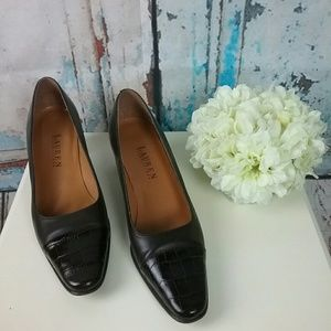 Lauren Ralph Lauren  Brown Shoes 6 1/2""